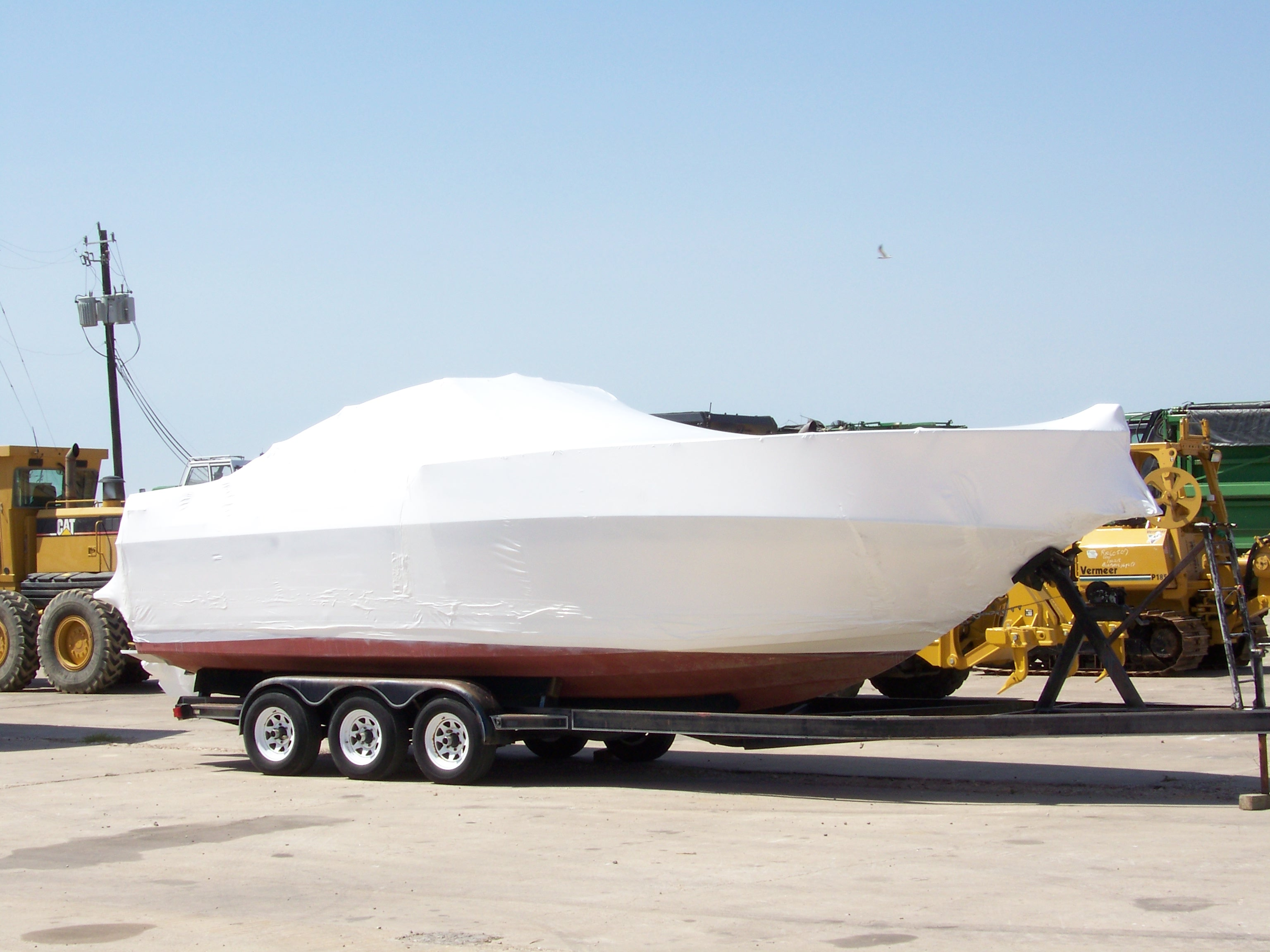 Boat Shrink Wrapping Tips Skisafe